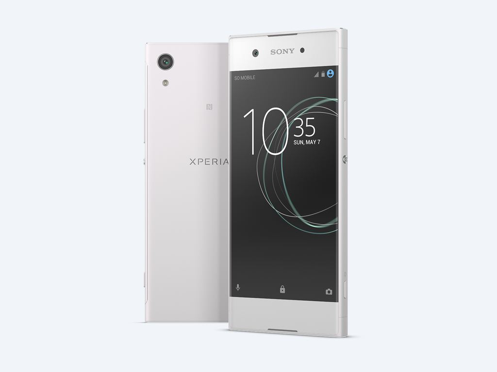 sony-xperia-xa1 [MWC 2017] Sony zeigt vier neue Smartphones - Xperia XZ Premium ist neues Topmodell Gadgets Google Android Hardware Smartphones Sony Ericsson YouTube Videos