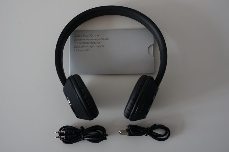 DSC01837-772x515 iFrogz Coda Wireless Headphones im Test Audio Entertainment Kopfhörer Over-Ear Reviews Testberichte