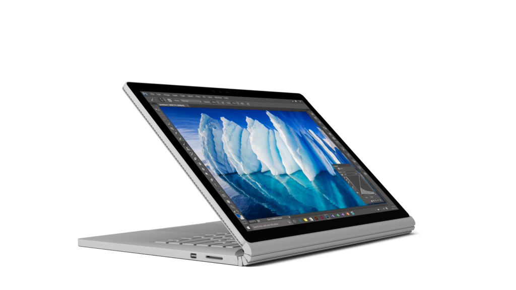 Surface Book mit Performance Base 2