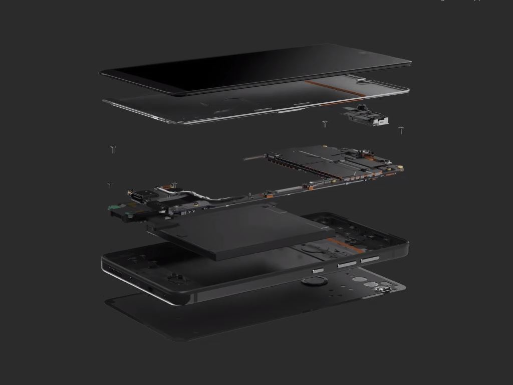 essential-phone-apart Essential Phone - ein neues Smartphone mit Randlosdesign & Modulen vom Erfinder von Android Gadgets Google Android Smartphones YouTube Videos
