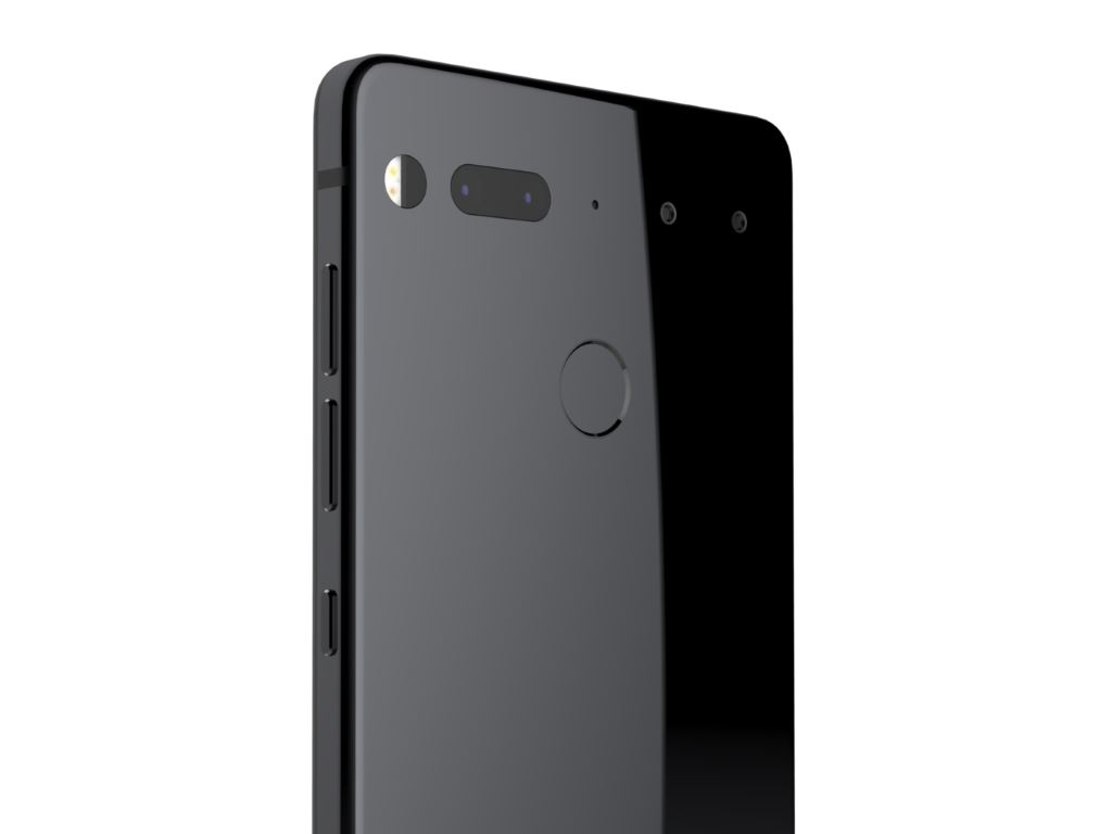 essential-phone-black-moon-close Essential Phone - ein neues Smartphone mit Randlosdesign & Modulen vom Erfinder von Android Gadgets Google Android Smartphones YouTube Videos