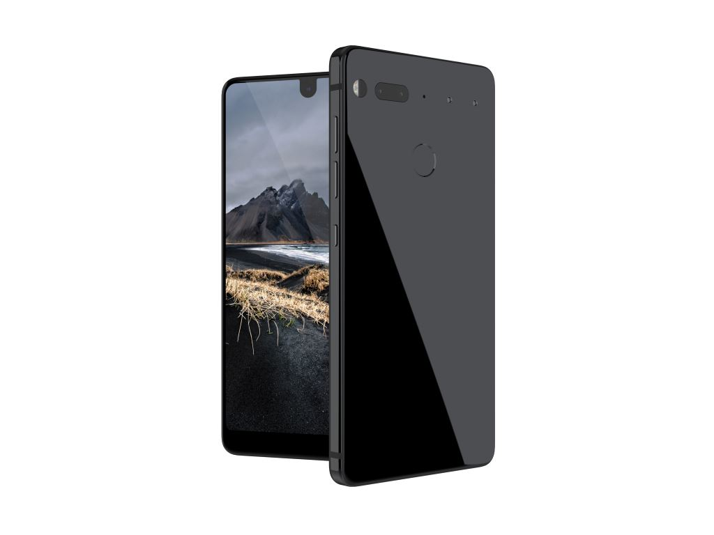 essential-phone-black-moon Essential Phone - ein neues Smartphone mit Randlosdesign & Modulen vom Erfinder von Android Gadgets Google Android Smartphones YouTube Videos