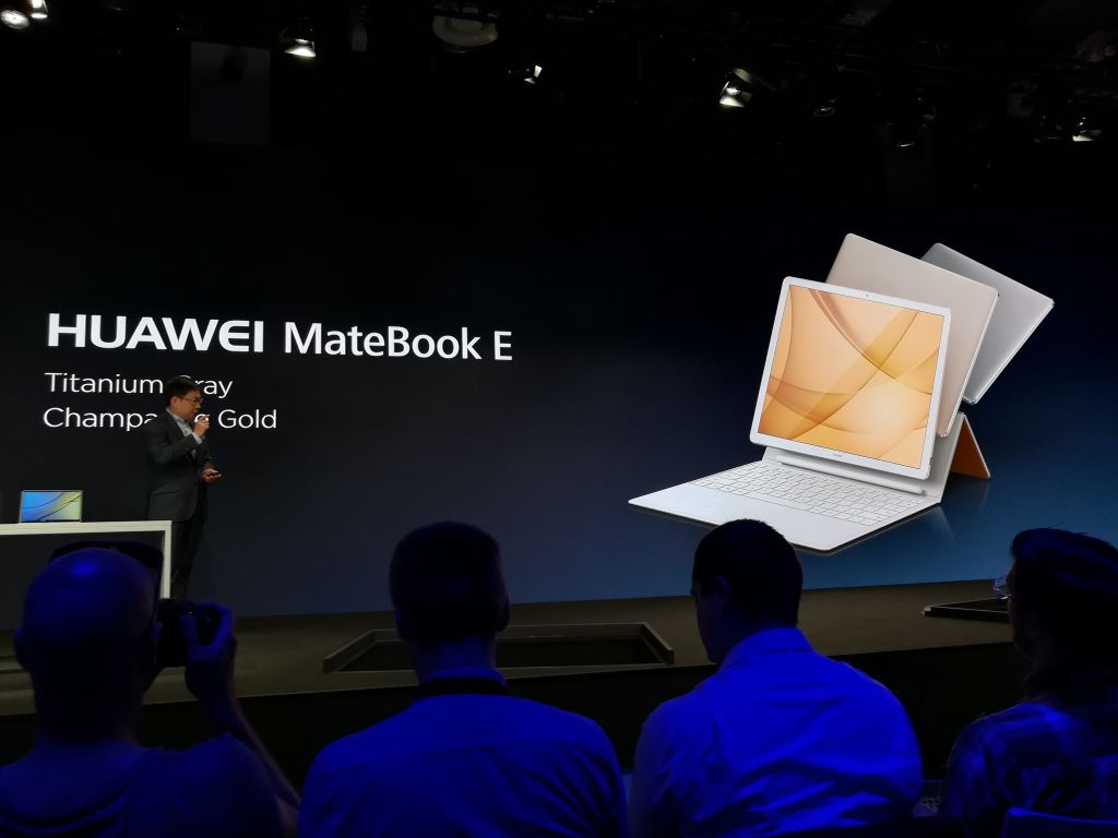 huawei-matebook-e-colors Huaweis neue MateBooks - Newcomer und Nachfolger für einen umkämpften Markt Computer Huawei Tablets Technologie Windows YouTube Videos