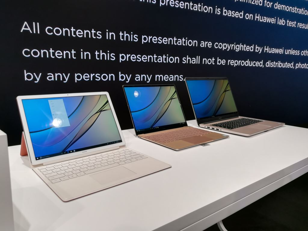 huawei-matebook-event-berlin-2017 Huaweis neue MateBooks - Newcomer und Nachfolger für einen umkämpften Markt Computer Huawei Tablets Technologie Windows YouTube Videos