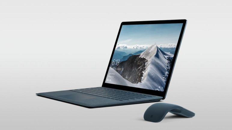 Microsoft Surface Laptop - Ein traditioneller Laptop im Surface-Design 4