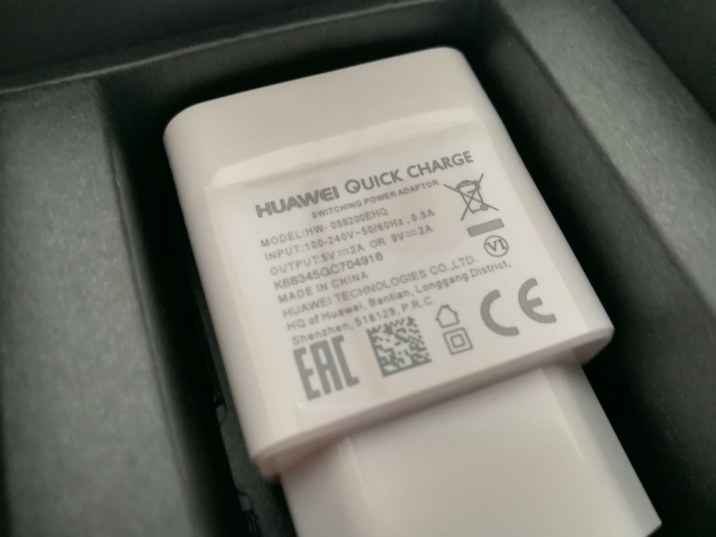 Honor 8 Pro - Quick Charge