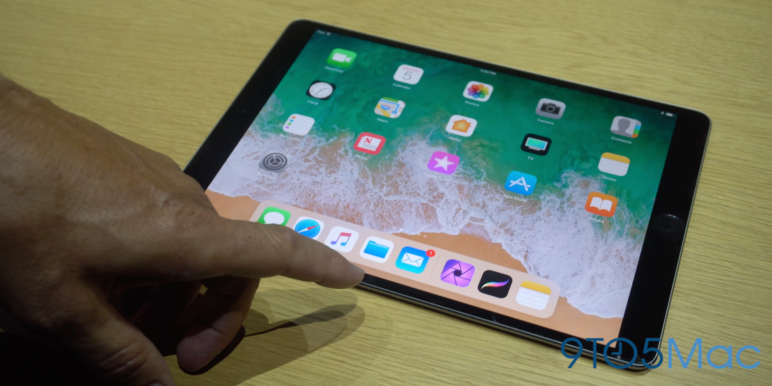 "iOS 11 - Hands-on Video mit dem neuen 10,5"" iPad Pro 2"