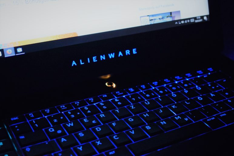 Alienware 15 - der Gaming Laptop mit ordentlich Power 8