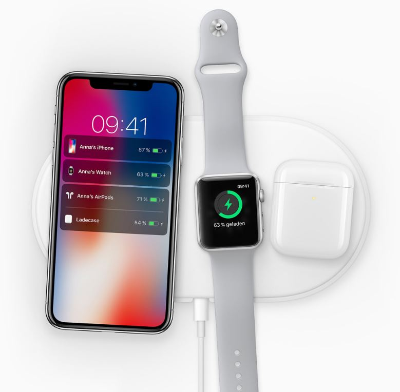 apple-airpower-basis iPhone X kommt am 3. November ab 1.149 Euro Apple iOS Gadgets Smartphones YouTube Videos