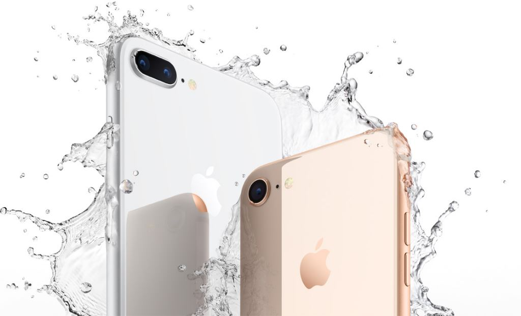 apple-iphone-8-ip67 Apple zeigt iPhone 8 und iPhone 8 Plus Apple Apple iOS Gadgets Hardware Smartphones Technology YouTube Videos