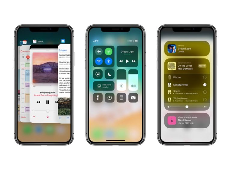 apple-iphone-x-ios-11-772x579 Apple veröffentlicht iOS 11.0.1 für iPhone und iPad Apple Software Technology