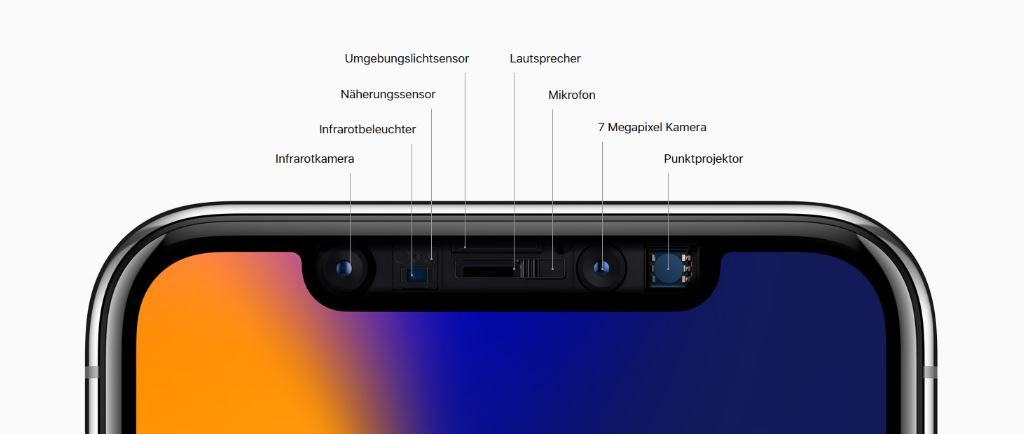 apple-iphone-x-truedepth-selfiecam iPhone X kommt am 3. November ab 1.149 Euro Apple Apple iOS Gadgets Hardware Smartphones YouTube Videos