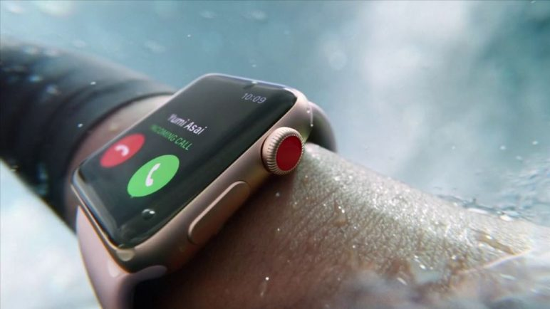 Apple Watch Series 3 mit Mobilfunk