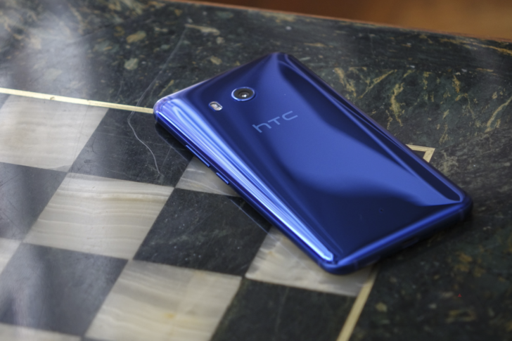 HTCU11 Das HTC U11 bekommt Android 8.0 Oreo Google Android HTC Smartphones Software