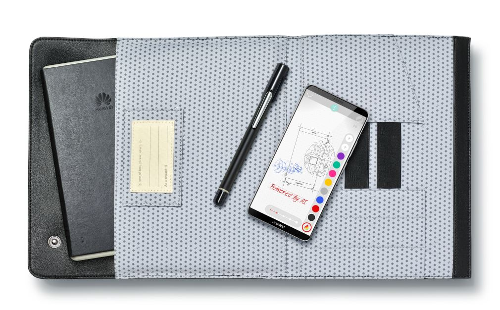 huawei-mate10-pro-moleskine-smart-writing-set-tasche HUAWEI Mate10 Pro mit Moleskine Smart Writing Set im Test Featured Gadgets Google Android Huawei Reviews Smartphones Tablet Technology Testberichte YouTube Videos