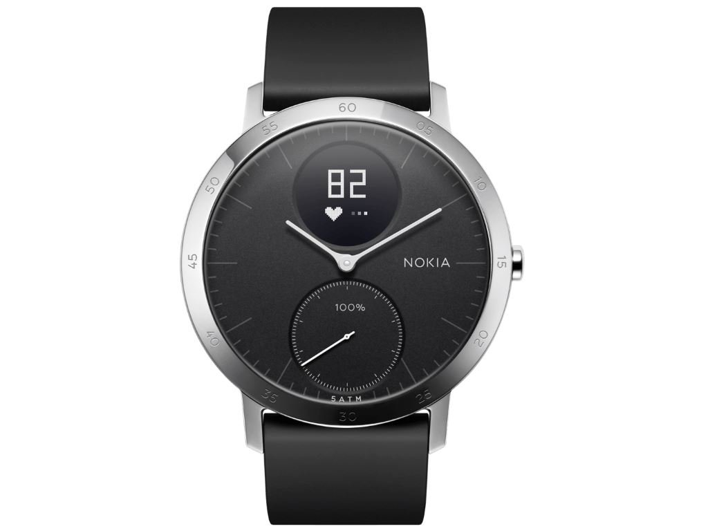 nokia-steel-hr Nokia Steel HR vorbestellbar Gadgets Nokia Smartwatches Wearables