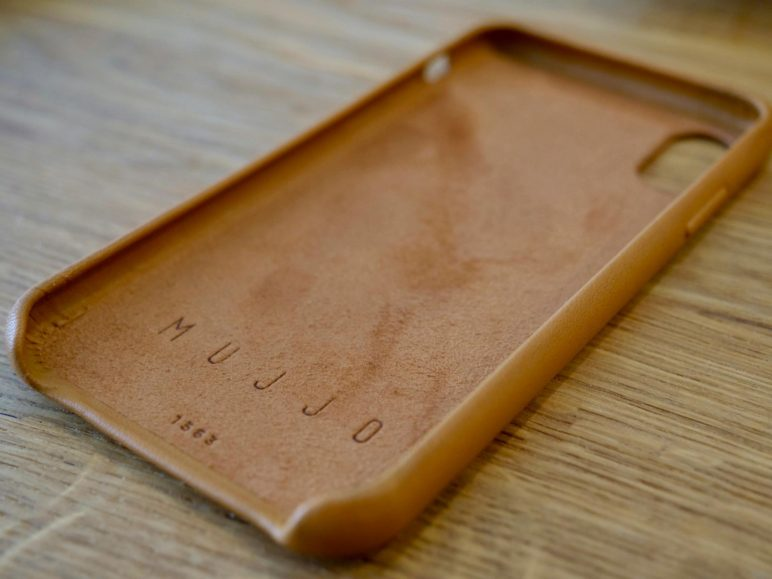 Mujjo-Full-Leather-Case-for-iPhone-X-4-772x579 Test: Mujjo Full Leather Case für das iPhone X Technologie