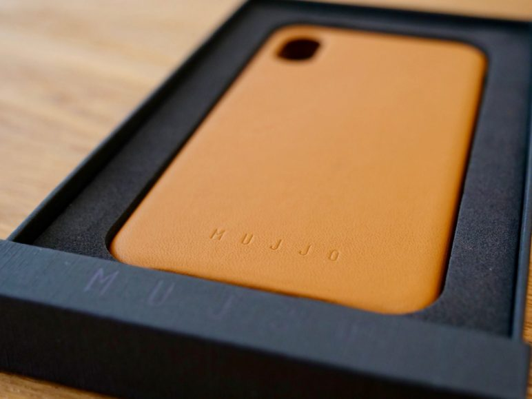 Mujjo-Full-Leather-Case-for-iPhone-X-772x579 Test: Mujjo Full Leather Case für das iPhone X Technologie