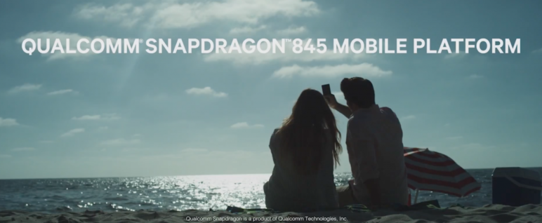 SD845-1200x495-772x318 Qualcomm kündigt offiziell den Snapdragon 845 Chipsatz an Computer Smartphones Technology