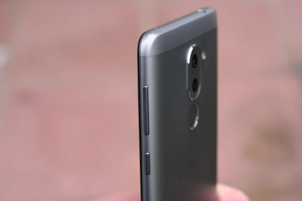 honor-6x-buttons Honor 6X im Langzeittest Gadgets Gefeatured Google Android Honor Smartphones Testberichte YouTube Videos