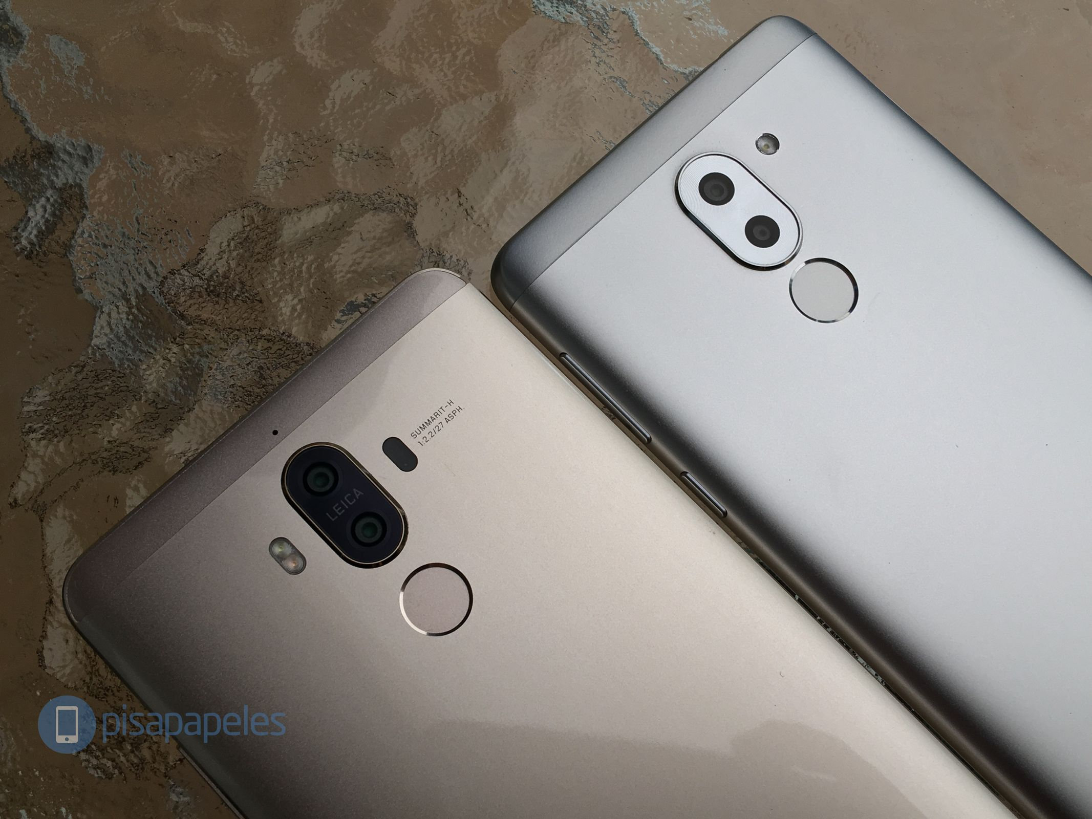 huawei-mate-9-and-honor-6x Honor 6X im Langzeittest Featured Gadgets Google Android Hardware Honor Reviews Smartphones Testberichte YouTube Videos