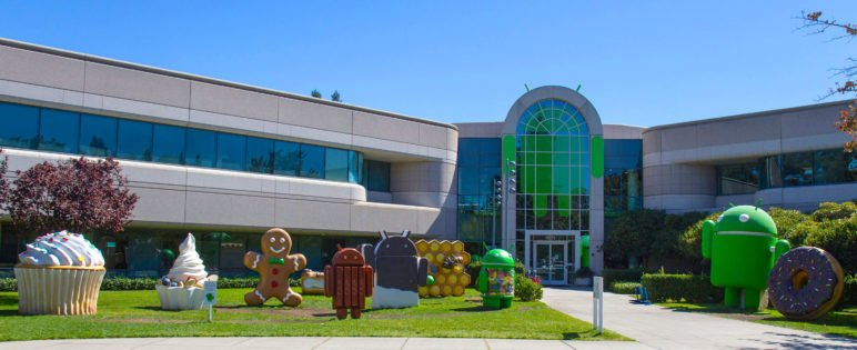 android-lawn-statues-772x315 Die nächste Android Version heißt P... Google Android Software Technologie