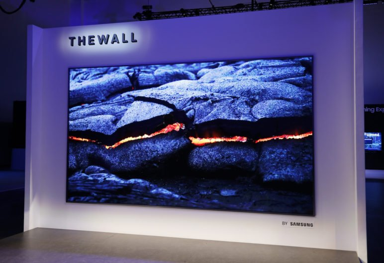 samsung-the-wall-1-772x528 Samsung präsentiert 'The Wall' Entertainment Samsung Technology