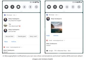 Android-P-notifications-287x200 Android P - Entwickler Preview 1 steht zum Download bereit Google Google Google Android Software Technology