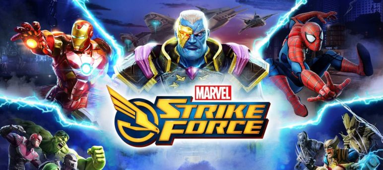 nexus2cee_BsarxoH-772x344 MARVEL Strike Force ab sofort im Google Play Store erhältlich Games Google Android Software Technologie