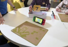 nintendo-labo-rc-auto_01-287x200 Nintendo LABO - mit Pappe programmieren lernen - ab heute im Handel Entertainment Featured Games Hardware Reviews Software Spielekonsolen Switch Technology Testberichte YouTube Videos
