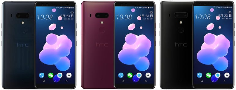 HTC-U12-772x297 HTC U12+ - Bilder und technische Informationen geleakt Google Android HTC Corporation Smartphones Software