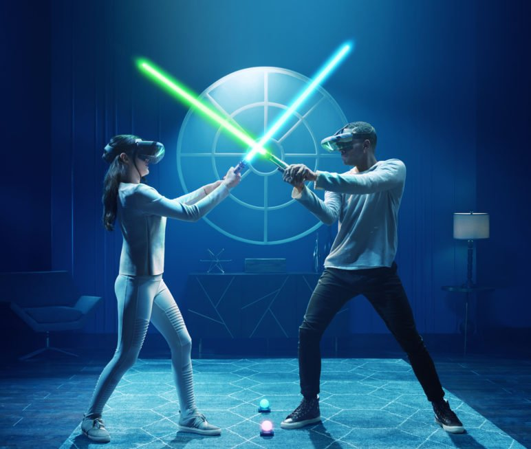 Lenovo Star Wars: Jedi Challenges - Multiplayer Modus