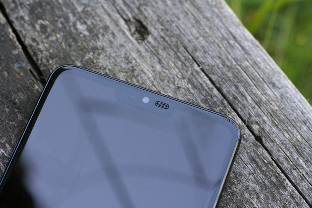 lg-g7-notch Das LG G7 ThinQ kann vorbestellt werden und wir haben es uns angeschaut [Test] Gefeatured Google Android Handys LG Electronics Smartphones Technologie Testberichte YouTube Videos