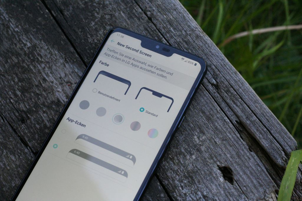 lg-g7-second-screen Das LG G7 ThinQ kann vorbestellt werden und wir haben es uns angeschaut [Test] Gefeatured Google Android Handys LG Electronics Smartphones Technologie Testberichte YouTube Videos