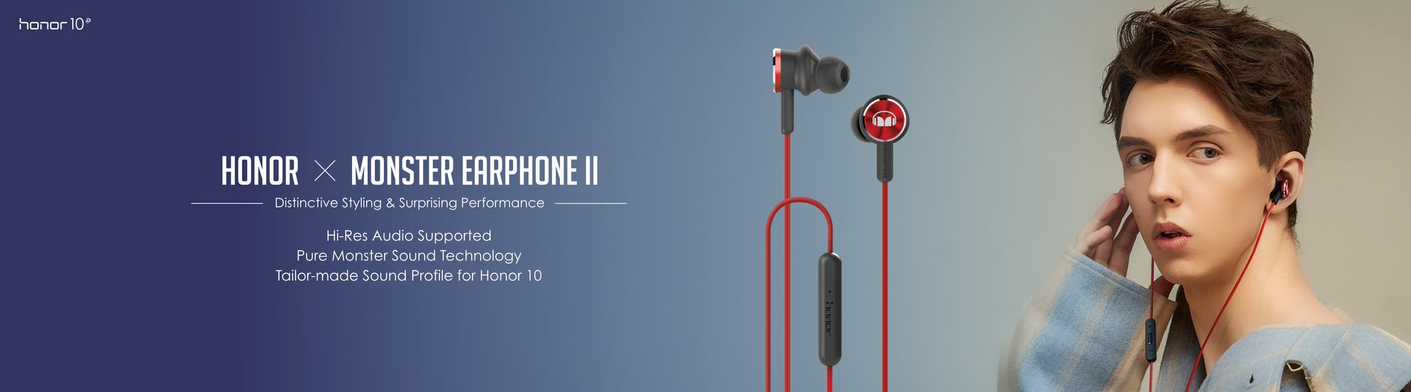 monster-earphone-ii Honor 10 ausgepackt und getestet Gadgets Gefeatured Google Android Honor Smartphones Technologie Testberichte YouTube Videos