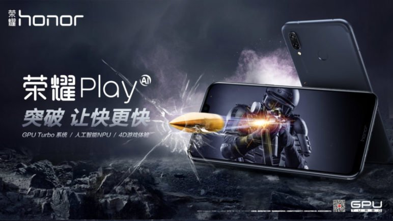 honor-play-840x472-772x434 Mit dem Honor Play wird ein weiteres Gaming Smartphone vorgestellt Google Android Honor Smartphones Software