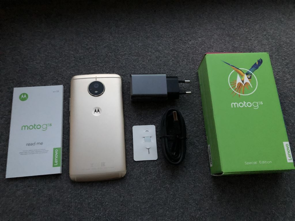 moto-g5s-packung Moto G5S & Moto G5S Plus - eine Vorgängergeneration im Test Featured Google Android Hardware Lenovo Motorola Reviews Smartphones Technology Testberichte