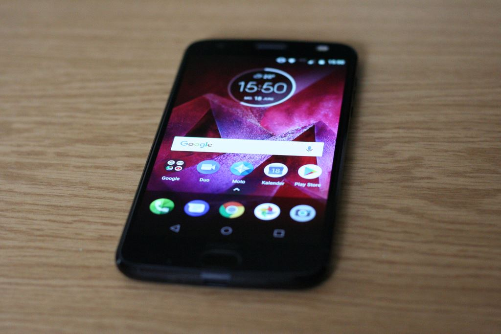 moto-z2-force-edition-screen Moto Z² Force Edition im Test Gefeatured Google Android Motorola Smartphones Technologie Testberichte YouTube Videos