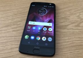 Moto Z² Force Edition