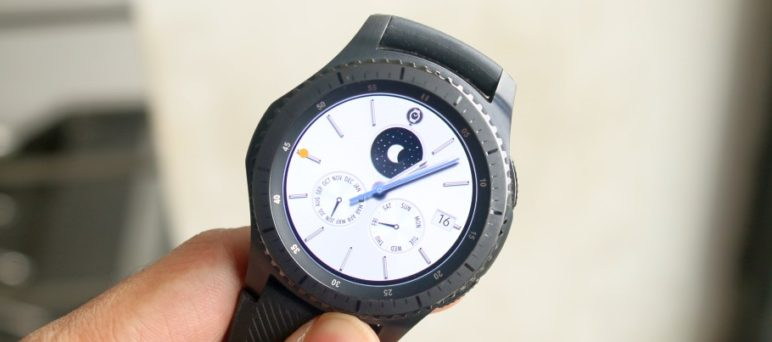 gear-s3-1-772x342 IFA 2018 - Stellt Samsung mit der Galaxy Watch eine neue Smartwatch vor? Samsung Smartwatches Software Tizen Wearables