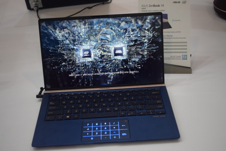 DSC_5905-772x516 [IFA 2018] Asus stellt neue ZenBook Reihe vor Asus Computer Events IFA 2018 Software Technology Windows