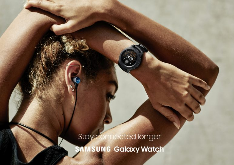 Galaxy-Watch-Press-Images-1-772x546 Samsung Galaxy Watch ist ebenfalls offiziell vorgestellt worden Samsung Smartwatches Software Tizen Wearables