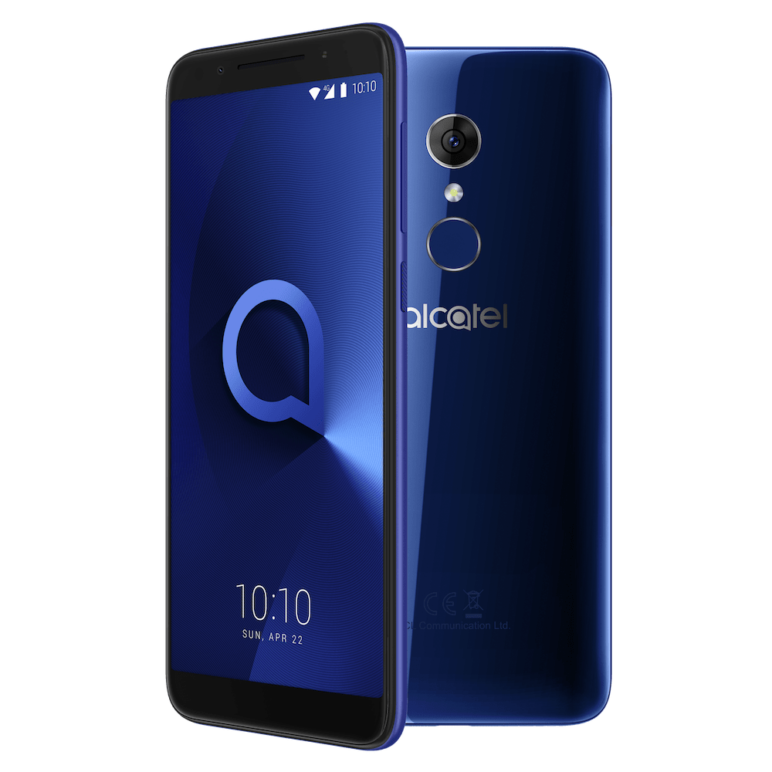 Alcatel 3 - Spectrum Blue