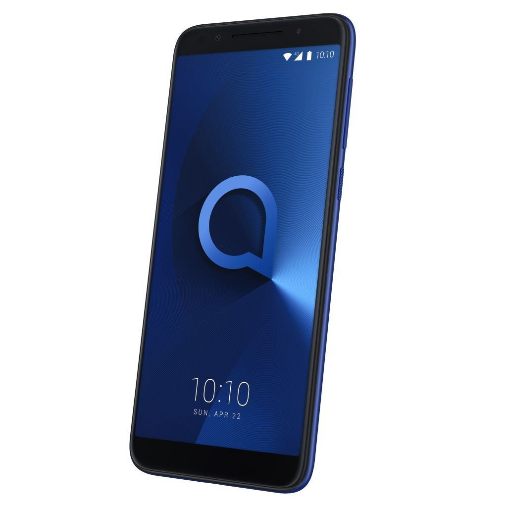 alcatel-3-spectrum-blue-angle Alcatel 3 für 159 Euro erhältlich Alcatel Google Android Smartphones YouTube Videos