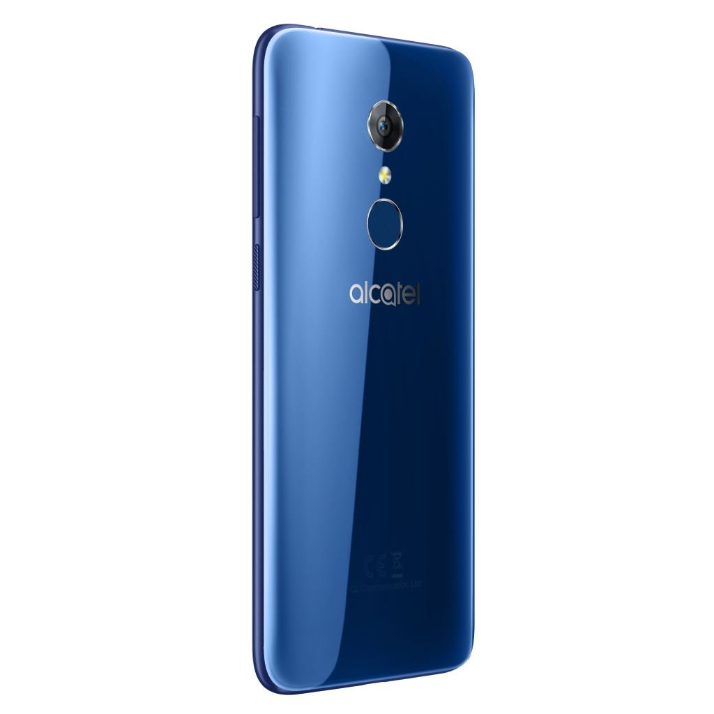 alcatel-3-spectrum-blue-back-left Alcatel 3 für 159 Euro erhältlich Alcatel Google Android Smartphones YouTube Videos