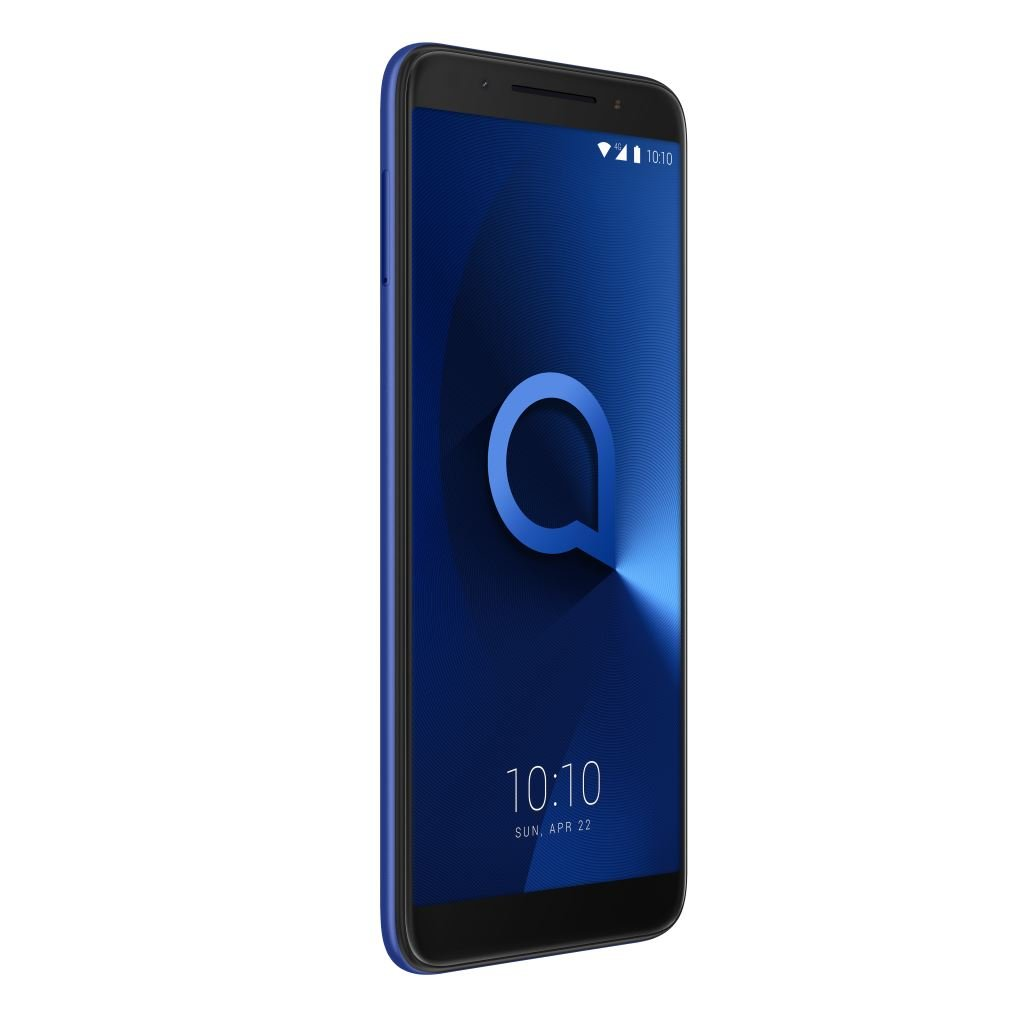alcatel-3-spectrum-blue-front-left Alcatel 3 für 159 Euro erhältlich Alcatel Google Android Smartphones YouTube Videos