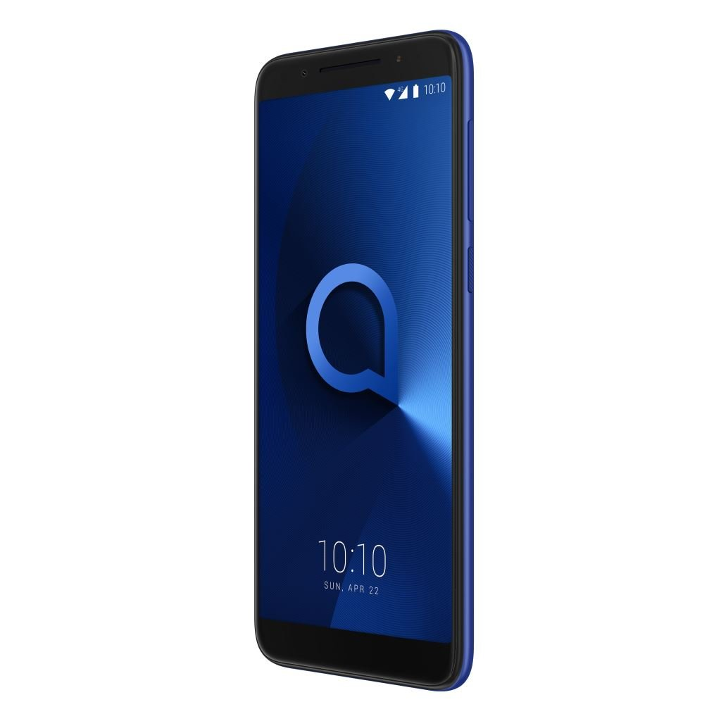 alcatel-3-spectrum-blue-front-right Alcatel 3 für 159 Euro erhältlich Alcatel Google Android Smartphones YouTube Videos