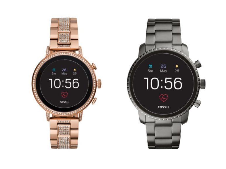 Fossil Q Smartwatches der 4. Generation