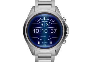 AXT2000_main-287x200 Armani stellt mit der A|X Armani Exchange Connected erste Touchscreen-Smartwatch vor Smartwatches Software Wear OS Wearables