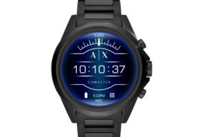 AXT2002_main-287x200 Armani stellt mit der A|X Armani Exchange Connected erste Touchscreen-Smartwatch vor Smartwatches Software Wear OS Wearables